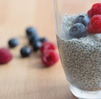 Chia Seed Pudding - Gluten-Free, Dairy-Free and Delicious!