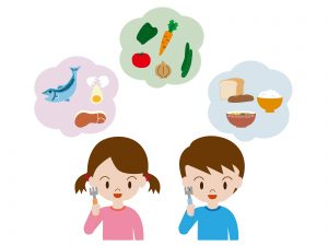 Picky eating strategies