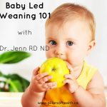 Baby Led Weaning Workshops – Winter/Spring 2017