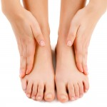 Contrast Hydrotherapy for swollen feet and ankles