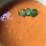 Sweet Potato & Peanut Soup