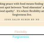 Learning to Live in a Food Obsessed World